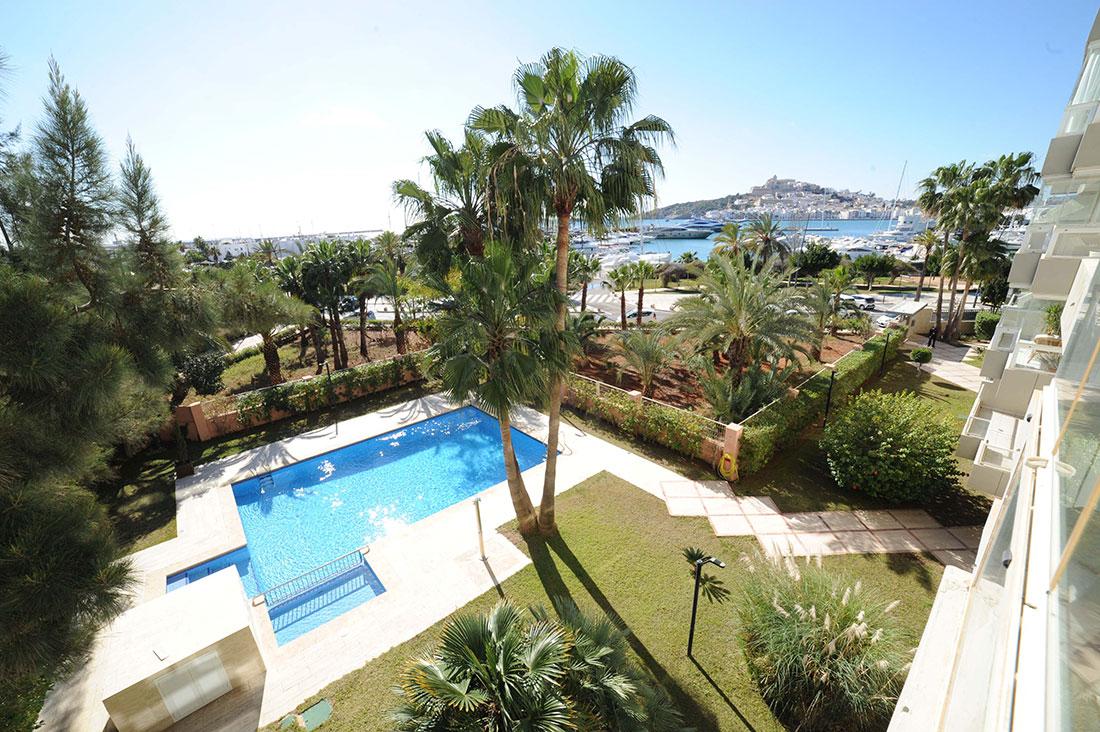 Flat for sale in Ibiza Marina Botafoch